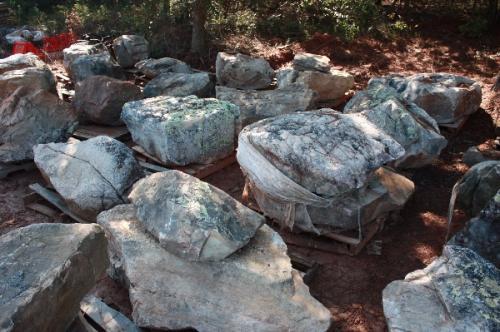 Lg Boulders A