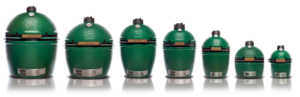 7 Big Green Egg Sizes