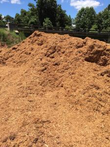 100% Cypress Mulch