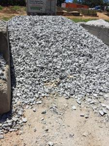 #4 Granite Gravel