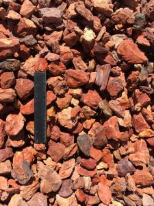 #5 Crimson Stone - Ruler View
