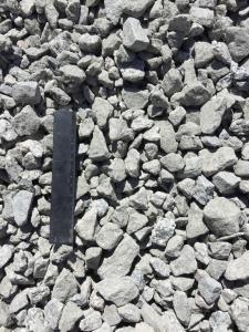 #57 Granite Gravel - Ruler View
