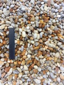 #57 Pea Gravel - Ruler View
