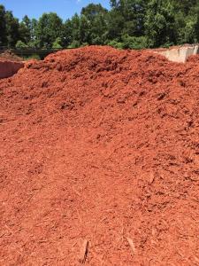 Rustic Red Mulch