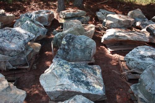 Lg Boulders B