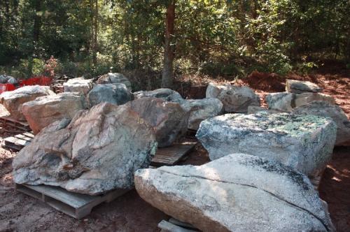 Lg Boulders C